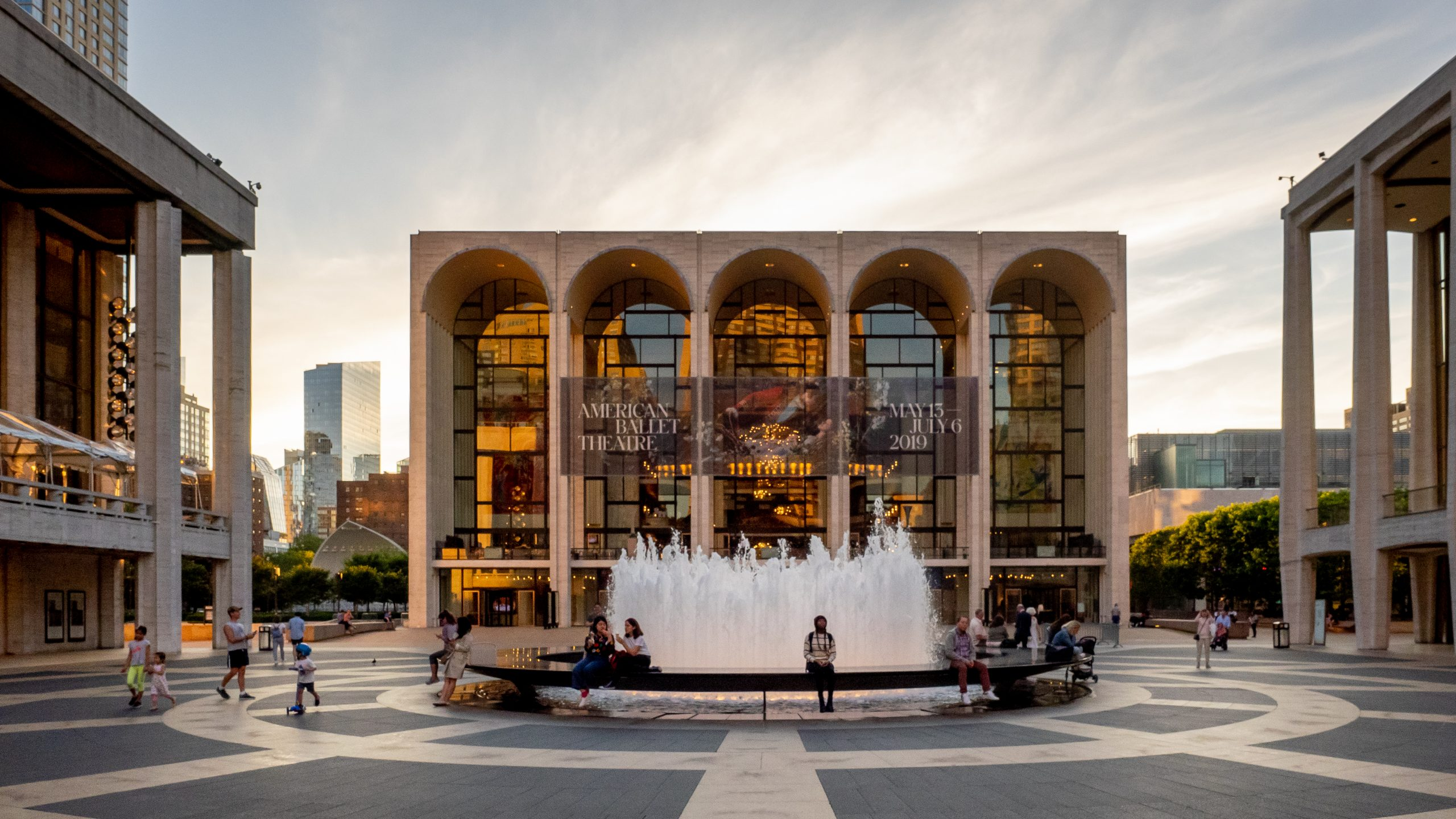 Lincoln Center Overview
